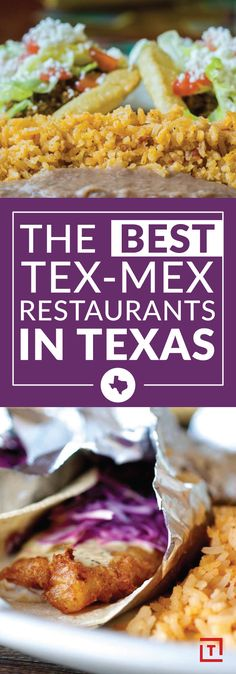 The Best Tex-Mex Restaurants in Texas. Of course they missed my favorite in Austin: Habanero's on Oltorf. It has charm to go with it and better get there early or you will be standing for a while.
