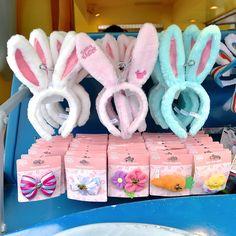 Cute Store, Hair Chalk, Hair Gel, Disney Merchandise, Easter, Tokyo, Backpack, Friends, Garden