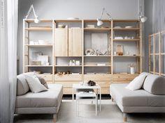 Appunti di casa: Ikea news: neutro e delicato