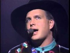"Garth Brooks - 1991 - ""The Thunder Rolls"" - country music awards. - YouTube"