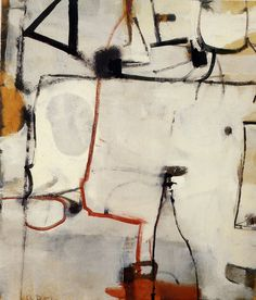 Richard Diebenkorn, Untitled (Albuquerque 1951)