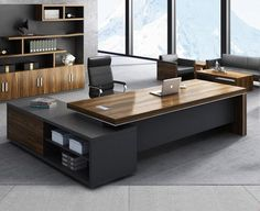 Office Cabin Design, Small Office Design, Corporate Office Design, Office Furniture Design, Home Office Setup, Office Interior Design, Office Interiors, Office Designs, Modern Office Table