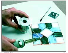 A Beginners Guid to Stained Glass Lesson Plan: Sculpture Activities and Lessons for Children and Kids: KinderArt ®