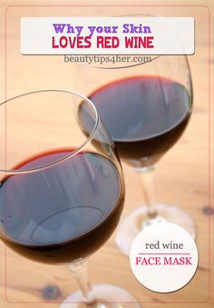 Post from: beautytips4her.com Please LIKE Beauty Tips 4 Her On Facebook so you don't miss a post. Are you familiar with the French paradox? French people have a very low incidence of heart disease, regardless of a diet that is high in saturated fats. Many researchers believe that the consumption of red wine in France...Read More »