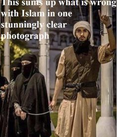 @JihadistJoe This photo is pretty self explanatory on what is wrong with Islam. Bring your wives to jihad day?