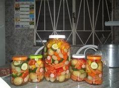 Conserva de Legumes   Saudável   Receitas Gshow