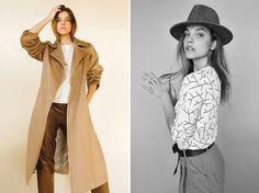 Barbara Palvin Wears Fall Style in ELLE Hungary by Krisztián Éder