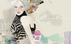 ana_lee: Toko Ohmori: into the bloom