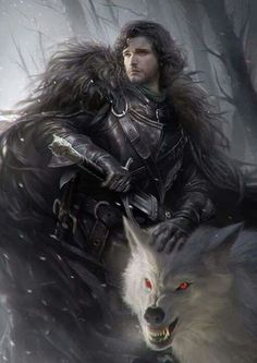 The fans are very excited for game of thrones season 7 which is releasing on 16 July 2017 and promoting on his own level. Jon Snow and Ghost ~ Game of Thrones Fan Art Art Game Of Thrones, Dessin Game Of Thrones, Game Of Thrones Characters, John Snow, Elfen Fantasy, Fantasy Art, Winter Is Here, Winter Is Coming, Winter Snow