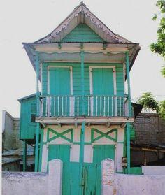 Haitian Beach House