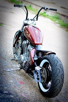 Harley Davidson News – Harley Davidson Bike Pics Honda Bobber, Bobber 125, Honda Shadow Bobber, Ducati Scrambler, Bobber Custom, Bobber Bikes, Harley Bobber, Harley Bikes, Bobber Motorcycle