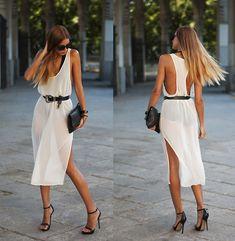 cut of dress