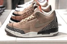 "Air Jordan 3 ""Air Higher"" Samples First Look Justin Timberlake tinker hatfield man of the woods pop up super bowl"