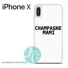 Drake Champagne mami YZ Phone case for iPhone X