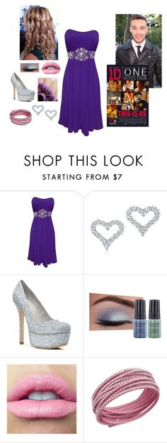 """This Is Us Premiere with Liam!"" by melissamarsden23 ❤ liked on Polyvore featuring PacificPlex, Tiffany & Co., Alice + Olivia, Luminess Air, Swarovski, Payne, OneDirection and THISISUS"