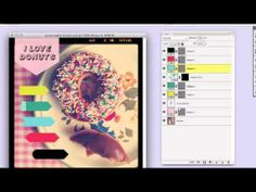 Photoshop: Add/Customize Arrow Label Shapes