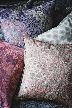 Liberty Art Fabrics launches three collections in Australia gallery - Vogue Living