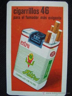 Mili en Melilla • Ver Tema - EL TABACO QUE FUMAMOS Vintage Cigarette Ads, Cigarette Brands, Retro Packaging, Packaging Design, Vintage Advertisements, Vintage Ads, Dipping Tobacco, Best Memories, Traveling By Yourself