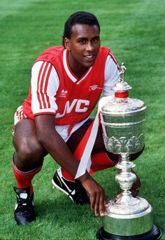 "David Carlyle Rocastle (2 May 1967 – 31 March 2001) was an English professional footballer, who played as a midfielder from 1984 until 1999. He spent the majority of his career at Arsenal where he was nicknamed ""Rocky"", and then went on to feature in the Premier League for Leeds United, Manchester City and Chelsea, before later playing in the Football League for Norwich City and Hull City and finishing his career in Malaysia with Sabah FA. [Source from Wikipedia, the free encyclopedia]"