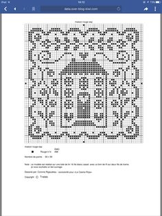Cross Stitch House, Cross Stitch Charts, Cross Stitch Patterns, Cross Stitching, Cross Stitch Embroidery, Cross Stitch Beginner, Cross Stitch Freebies, Needlepoint Designs, Sewing Techniques