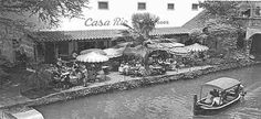 A Line from Linda: San Antonio River:  From Dirty, Muddy Eyesore to B...