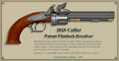 flintlock revolver - Google Search