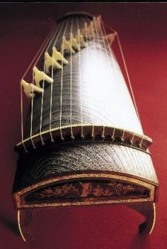 Japanese instrument, Koto 琴