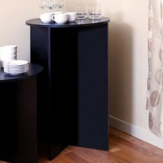 3' Tall Display Table - for makeup comes in other colors