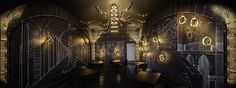 Art Installation at the House of Peroni | Abduzeedo Design Inspiration