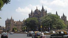 Estação Victória em Bombaim, Índia