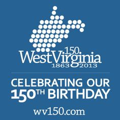 Happy birthday, West Virginia! We are proud to have taken part in the celebrations.