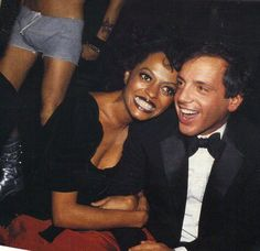 studio 54 | Tumblr > Steve & Mrs. Ross