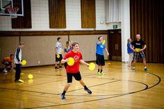 Frisbee Dodgeball