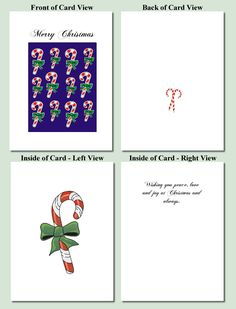 Want to make your own greeting cards use these free templates design free printable greeting card templates see more the images below show the front back and the two inside views of the candy m4hsunfo