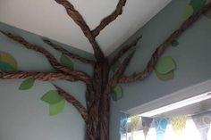 diy paper mache tree at DuckDuckGo Classroom Tree, Classroom Displays, Classroom Decor, Toddler Classroom, School Displays, Paper Mache Tree, Paper Trees, Diy Paper, Paper Crafts