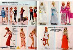 1970s Barbie booklet