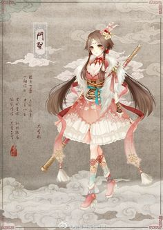 Natsume's Chinese Fantasy Style - The Journey to the West Sun WuKong