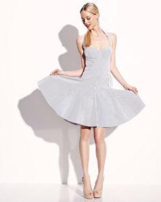 http://www.shopstyle.com: Sweetheart Seersucker Sundress