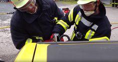 Videoaufnahme bei der Feuerwehr
