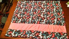 Cozy Fleece Butterfly Blanket by Mudgecreations on Etsy