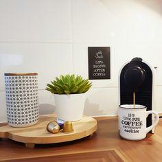 Nespresso, Coffee Maker, Sweet Home, Kitchen Appliances, Diy Kitchen Appliances, Home Appliances, House Beautiful, Drip Coffee Maker, Appliances