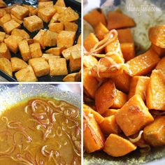 Kumara (Sweet Potato) Tandoori Salad | Skinnytaste
