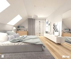 Master Bedroom with Sitting area Layout - Master Bedroom with Sitting area Layout , Drees Homes Rowan Master Bedroom with Sitting area Attic Living Rooms, Attic Master Bedroom, Bedroom Setup, Attic Bedrooms, Modern Master Bedroom, Bedroom Loft, Room Decor Bedroom, Interior Design Living Room, Loft Conversion Bedroom