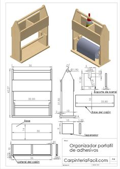 Before you begin even the simplest of projects, you'll need some basic tools. Woodworking Guide, Easy Woodworking Projects, Popular Woodworking, Diy Rack, Laser Cut Plywood, Bois Diy, Wood Plans, Easy Home Decor, Home Projects