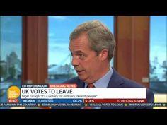 Argumentos falsos llevaron los británicos a votar en favor del Brexit (VIDEO)