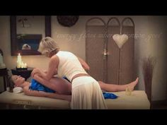 Marta Magdalena Is Performing A Hawaiian Lomi Lomi Massage This Is Not A Training Video But Rather A Demo Or Overview Of Mm Massage Approach Our