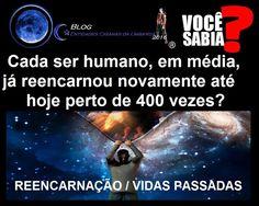 Entidades Ciganas da Umbanda (Clique Aqui) para entrar.: REENCARNAÇÃO, VIDAS PASSADAS..VOCÊ SABIA?