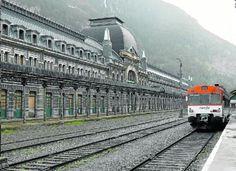 El entorno de la estación de Canfranc tendrá hoteles y comercios en ... - Heraldo.es - Estacion - NewsLocker