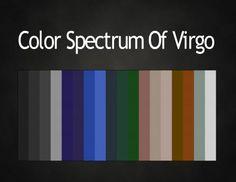 virgo colours - Google Search