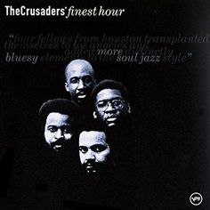 The Crusaders : The Crusaders' Finest Hour CD